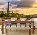 Фотообои утро в париже