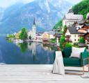 Фотообои На берегу озера