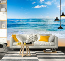 Фотообои море и пляж