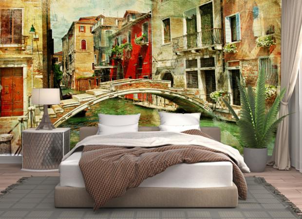 мостик в венеции