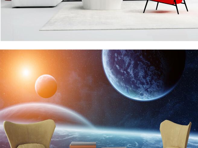 Фотообои С видом на космос