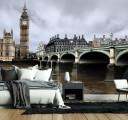 Фотообои Лондонский Тауэр и мост