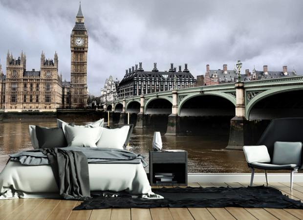 Лондонский Тауэр и мост