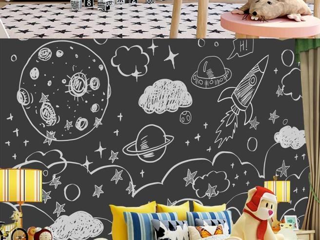 Нарисованный космос