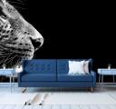 Фотообои Большая кошка