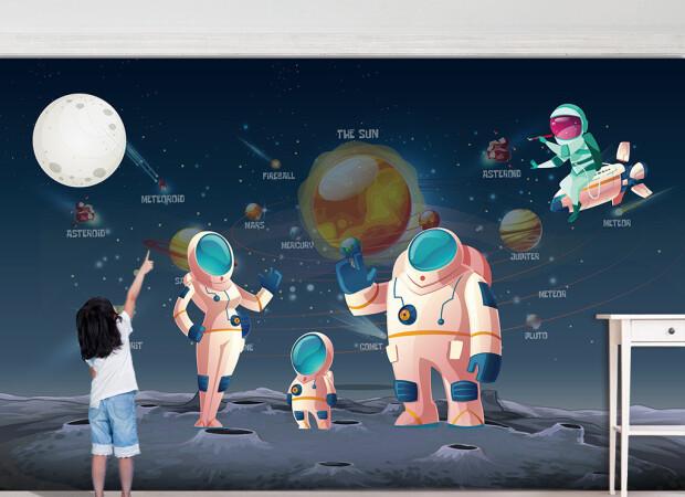 Экскурсия в солнечной системе
