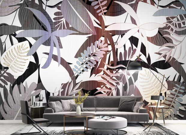 Листья пальм