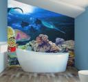 Фотообои Рыбы и кораллы