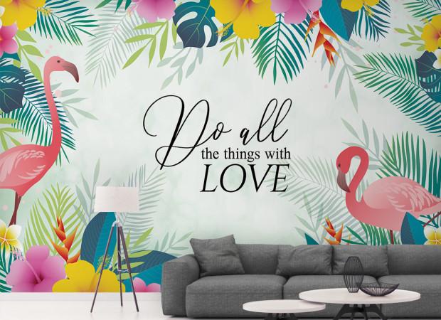 Делайте все с любовью