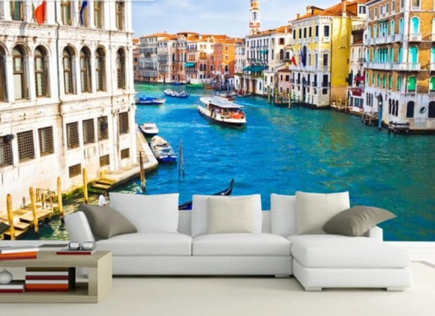 венеция роспись