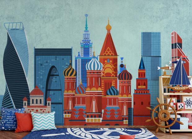 Красная Москва