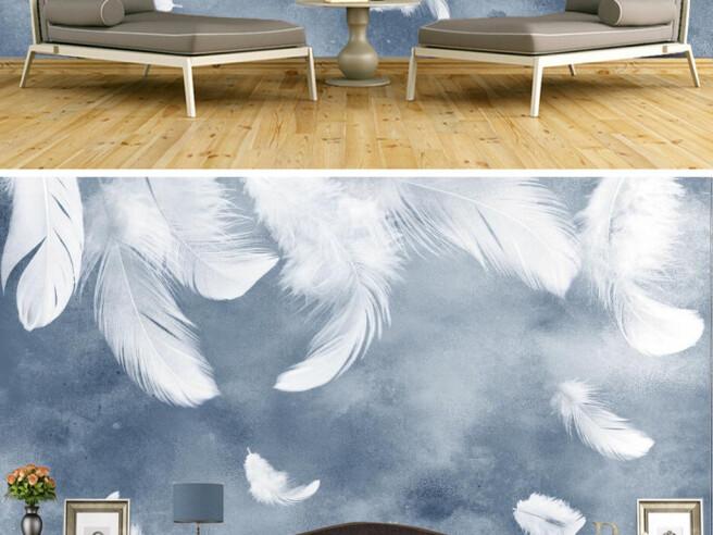 Перья с небес