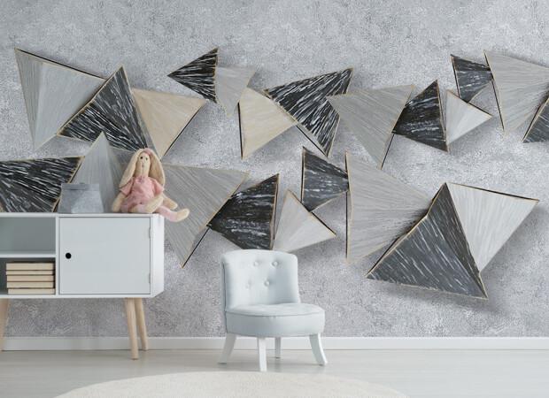 Объемные треугольники