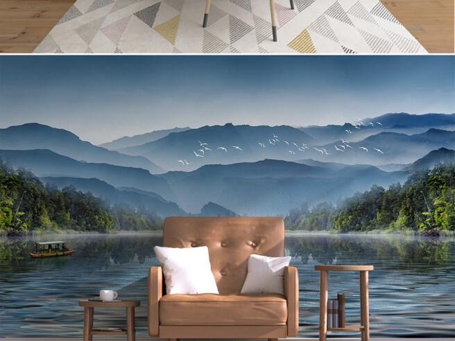 Фотообои Тихое озеро