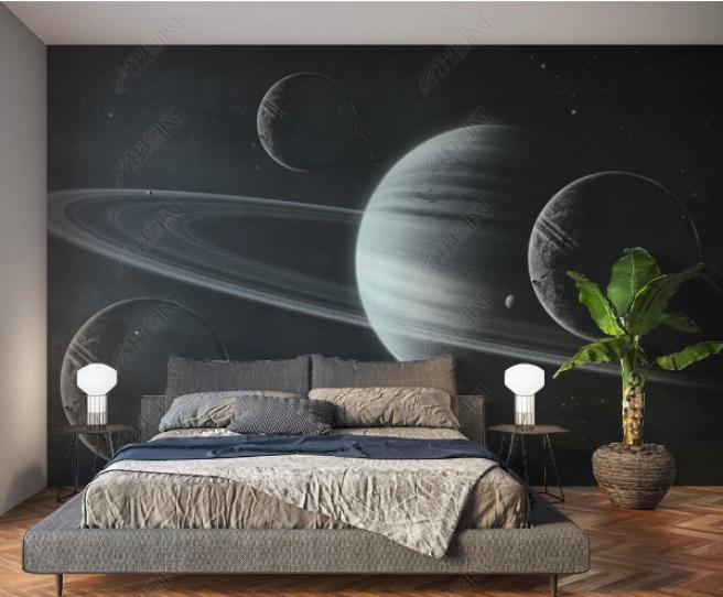 Фотообои огромная планета
