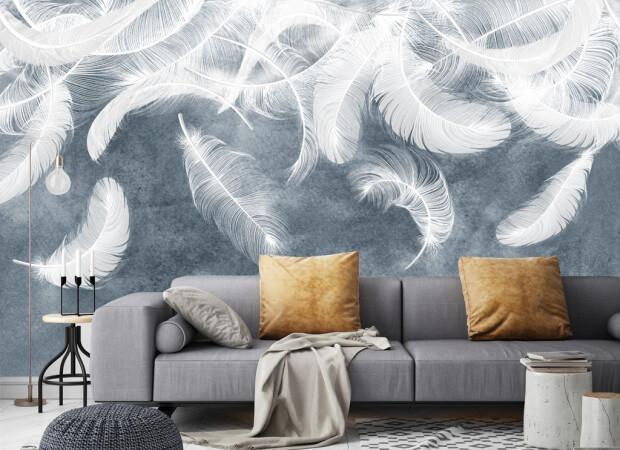 Небо из перьев