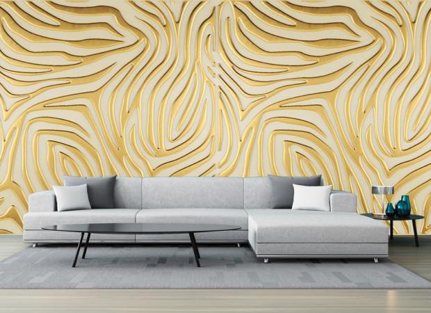 золотая фреска