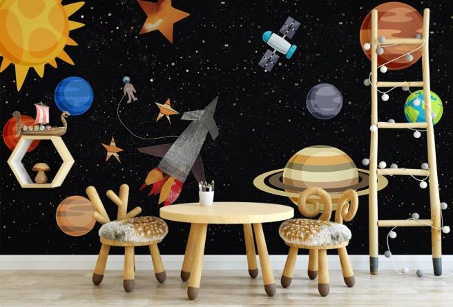 Фотообои По дороге к звездам