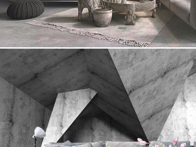 Фотообои бетонная конструкция