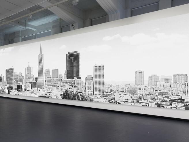 Широкое фото города