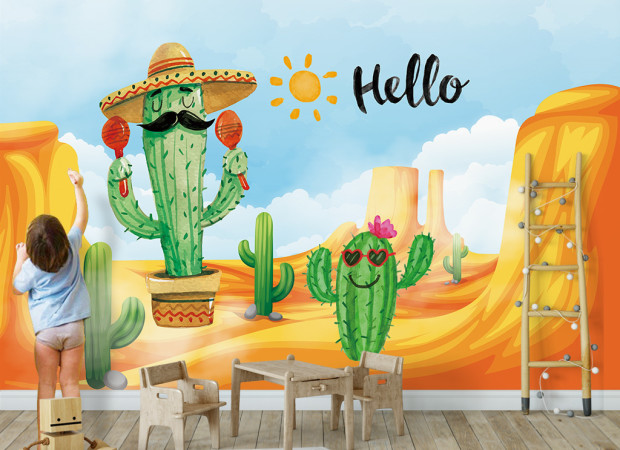 Привет кактусы