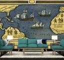 Карта мореплавателей