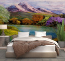 цветущие горы