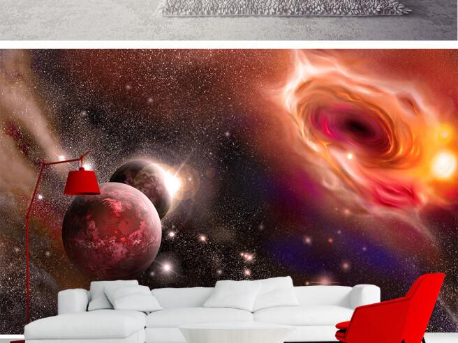 Фотообои Черная дыра