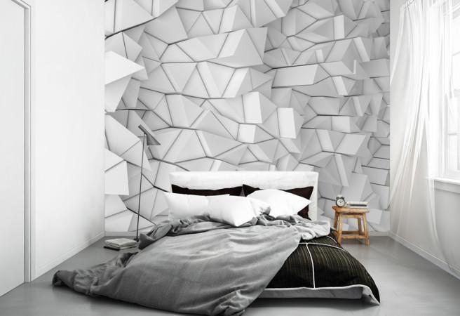 Фотообои Каменная геометрия