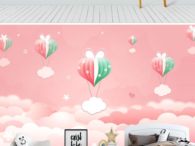 Розовые небеса