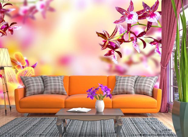 Прозрачность и цветы