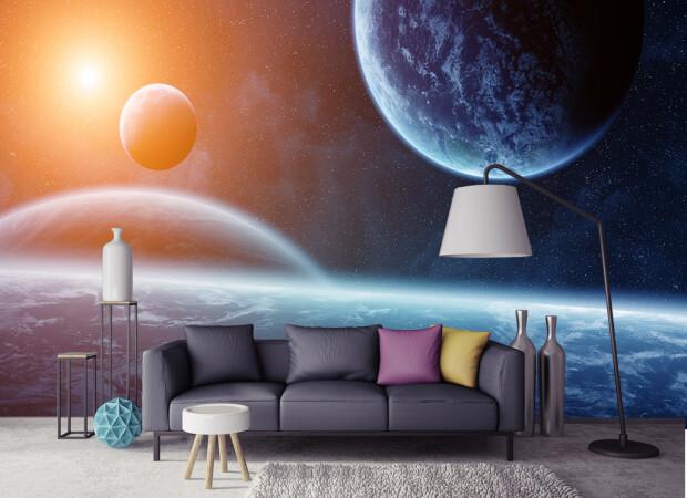 С видом на космос