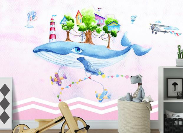 Деревья на ките