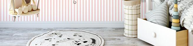 Фотообои Розовые мишки