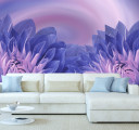 фиолетовое цветение