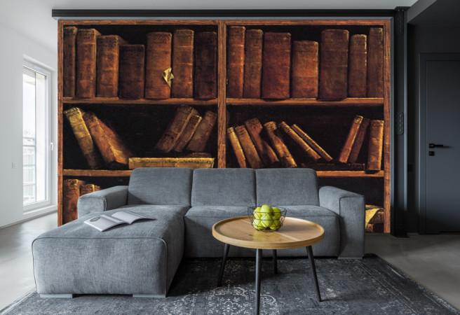 Библиотека мага