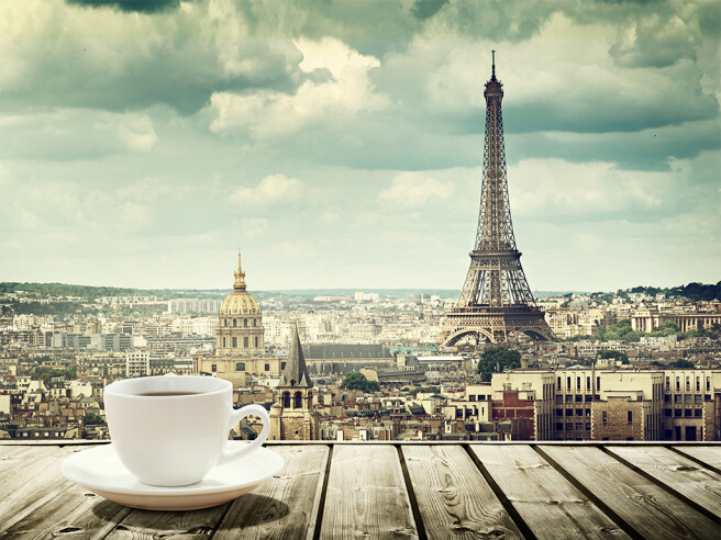 Фотообои Пейзажи Парижа
