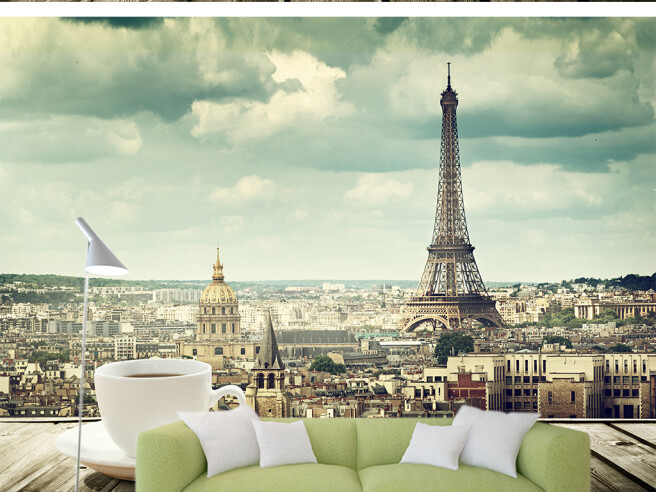 Пейзажи Парижа