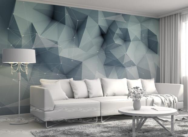 Текстурная стена