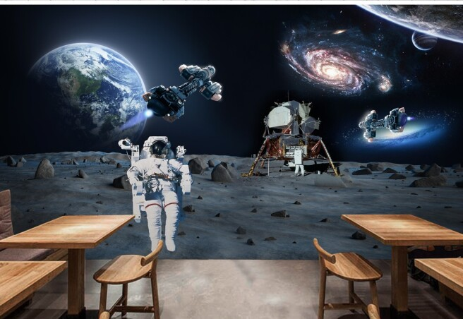 Фотообои На новых планетах