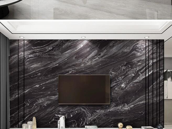 Фотообои Черный гранит на стене