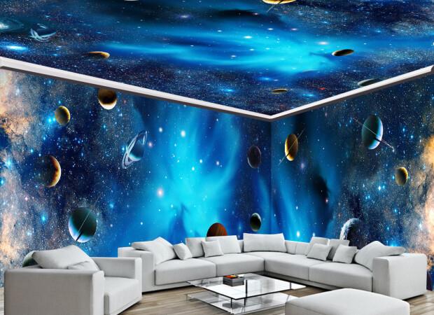 Космическая комната