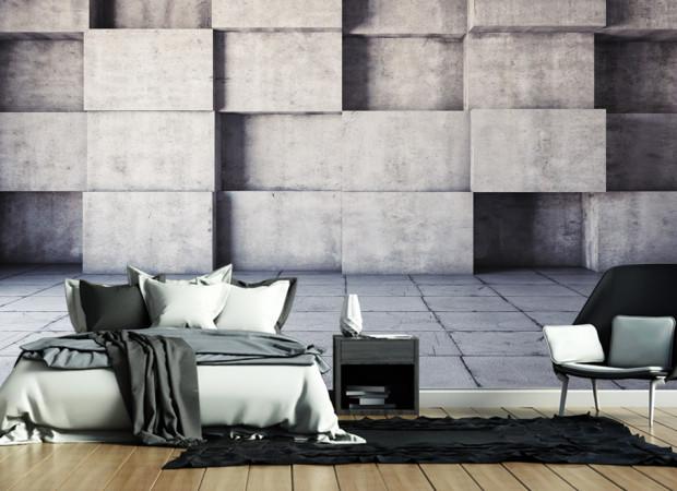 бетонная геометрия