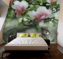 Фотообои цветущий водоворот