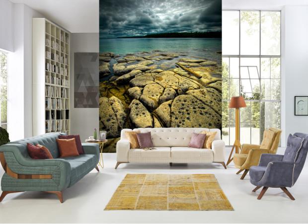каменистый берег