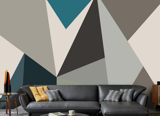 Серые треугольники