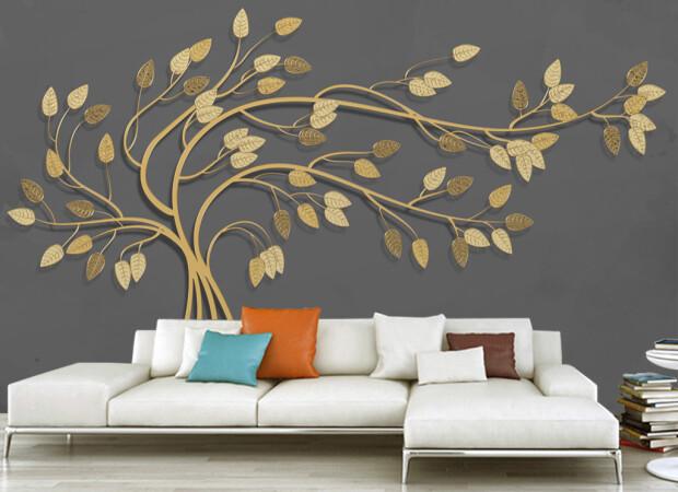 Золотой дерево