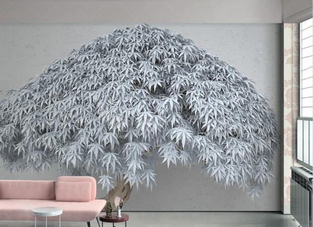 Дерево-домик