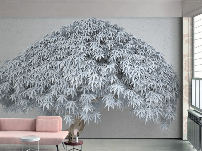 Фотообои Дерево-домик